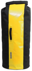 Worek Dry Bag PS490 Black Sun Yellow 79L Ortlieb