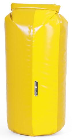 Worek Dry Bag PD350 Black Sun Yellow 59L Ortlieb