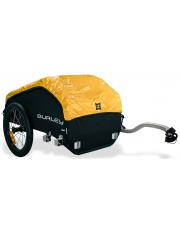 Przyczepka rowerowa bagażowa Burley Nomad Żółta
