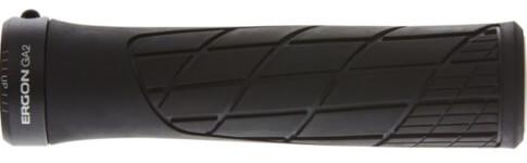 Chwyt do rowerów ERGON GRIP GA2 black