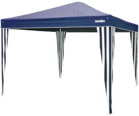 Altana namiotowa Isola II 3x3 Brunner niebieska