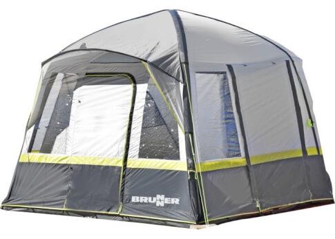 Pompowany namiot do samochodu Truper A.I.R. Tech Brunner