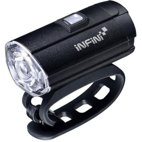 Lampa przednia Infini Tron 300 Black USB