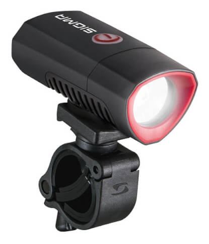 Lampa przednia Buster 300 USB Sigma