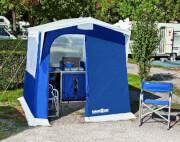 Składany namiot-kuchnia Vida I Brunner