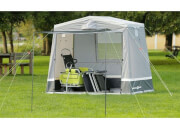 Składany namiot-schowek Storage Plus Brunner Szary