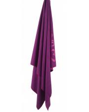 Turystyczny ręcznik szybkoschnący Soft Fibre Lite –  XL (75x130) fioletowy