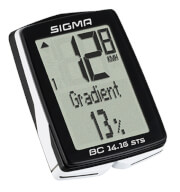 Licznik rowerowy BC 14.16 STS Sigma