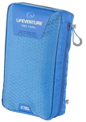 Ręcznik szybkoschnący Soft Fibre Advance Trek Towel Giant 90x150cm niebieski Lifeventure