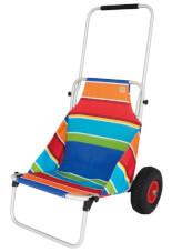 Wózek plażowy 2w1 Beach Trailer wielokolorowy EuroTrail