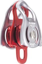Bloczek wspinaczkowy CAMP Dryad Pro z łożyskiem kulkowym i z dwoma krążkami