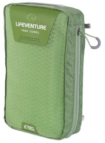 Ręcznik szybkoschnący Soft Fibre Advance Trek Towel Giant 90x150cm zielony Lifeventure