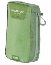 Ręcznik szybkoschnący Soft Fibre Advance Trek Towel XL 75x130cm zielony Lifeventure