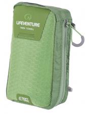 Ręcznik szybkoschnący Soft Fibre Advance –  L (65x110) zielony