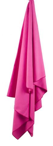 Ręcznik szybkoschnący Soft Fibre Advance XL róż Lifeventure