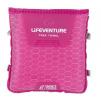 Mały ręcznik szybkoschnący SoftFibre Advance Trek Towel Pocket 37x37cm różowy Lifeventure