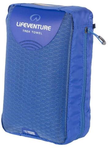 Ręcznik szybkoschnący Micro Fibre Comfort Giant 90x150cm niebieski Lifeventure