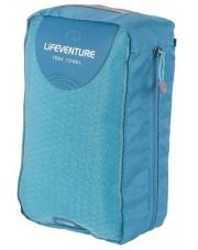 Ręcznik szybkoschnący Micro Fibre Comfort Giant 90x150cm morski aqua Lifeventure