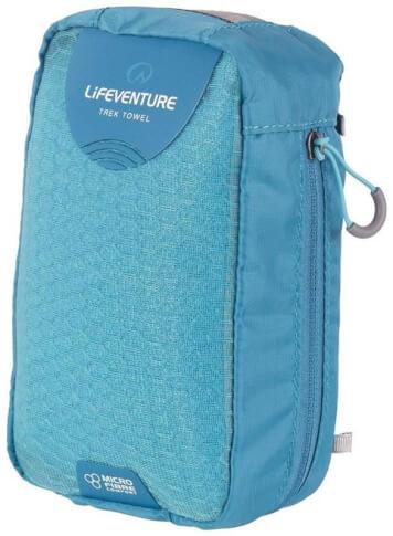 Ręcznik szybkoschnący Micro Fibre Comfort X Large 75x130cm morski aqua Lifeventure