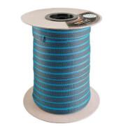 Taśma rurowa 20 mm Rock Empire niebieska o długości 100 m