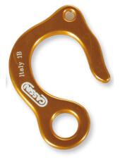 Hak wspinaczkowy Cassin Aluminium Fifi Hook pomarańczowy