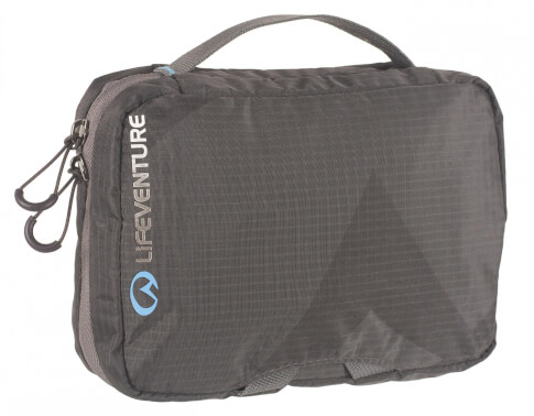 Kosmetyczka podróżna Wash Bag Lifeventure Small Lifeventure szara