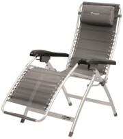 Krzesło fotel relaksacyjny Hudson Relax Chair Outwell
