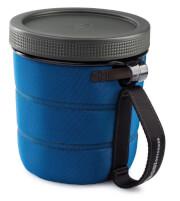 Kubek nawadniający żywność 946 ml  Fairshare Mug II GSI Outdoors niebieski