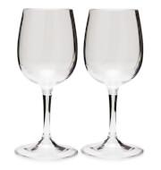 Zestaw składanych kieliszków turystyczny do wina 275 ml x 2 NESTING WINE GLASS Set GSI Outdoors