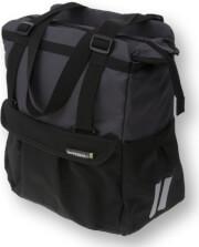 Torba rowerowa na zakupy Shopper XL 20 l Basil black anthracite