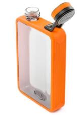 Uniwersalna piersiówka turystyczna Boulder Flask 295 ml Orange GSI Outdoors