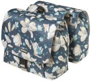 Podwójna torba rowerowa Double Bag Magnolia S 25 l Basil teal blue