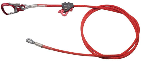 Lonża regulowana CAMP Cable Adjuster 500 cm