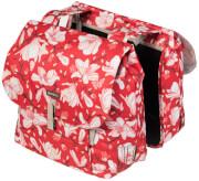 Podwójna torba rowerowa Double Bag Magnolia 35 l Basil poppy red