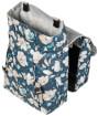 Podwójna torba rowerowa Double Bag Magnolia 35 l Basil teal blue