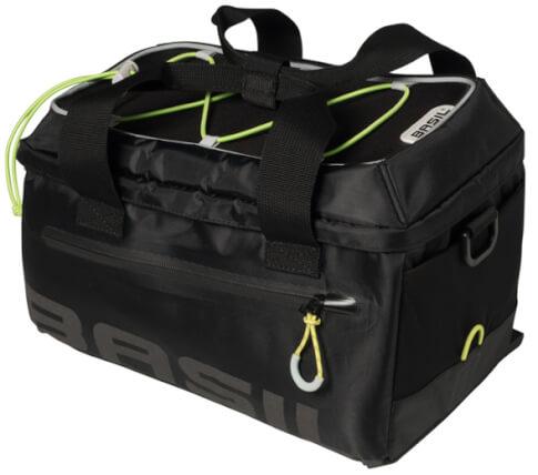 Wodoodporna torba tylna na bagażnik Trunkbag Miles 7l Basil