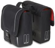 Podwójna torba rowerowa sport designe double bag 32l Basil black