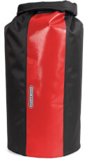 Worek Dry Bag PS490 Black Red 35L Ortlieb