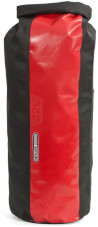 Worek Dry Bag PS490 Black Red 22L Ortlieb