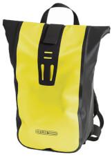 Plecak miejski Velocity 24L Yellow Black Ortlieb