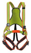 Pełna uprząż wspinaczkowa dla dzieci Jungle Climbing Technology