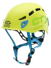 Kask wspinaczkowy dla kobiet i dzieci Eclipse Climbing Technology zielony