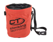 Woreczek na magnezję Trapeze pomarańczowy Climbing Technology