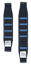 Taśma do ekspresów Extender NY Pro czarna z niebieskim 17 cm Climbing Technology