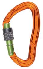 Karabinek wspinaczkowy Climbing Technology Nimble Evo SG pomarańczowy