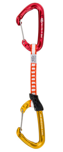Ekspres wspinaczkowy 12 cm Fly Weight Evo Set Climbing Technology