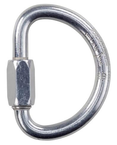 Karabinek aluminiowy typu mailon Q – link HM ALU Climbing Technology