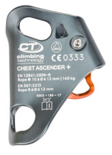 Zacisk piersiowy Chest Ascender + Climbing Technology