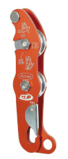 Rolka zjazdowa Acles DX Climbing Technology pomarańczowy