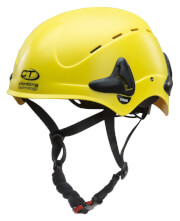Kask roboczy Work Shell Climbing Technology żółty